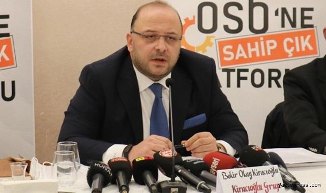 Bekir Kiracıoğlu iftiraya yine belgelerle cevap verdi