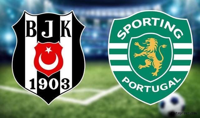 Beşiktaş Sporting maçı ne zaman saat kaçta hangi kanalda?