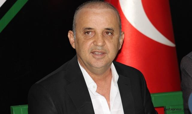 Eskişehirspor'un yeni teknik direktörü Suat Kaya oldu!