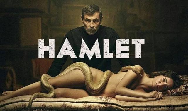 Gain Hamlet'in çıplak afişi kriz çıkardı!