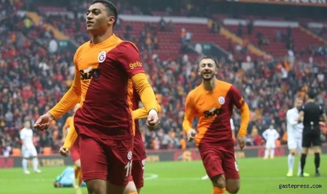 Galatasaray zorlandığı maçta Konyaspor'u tek golle geçti!