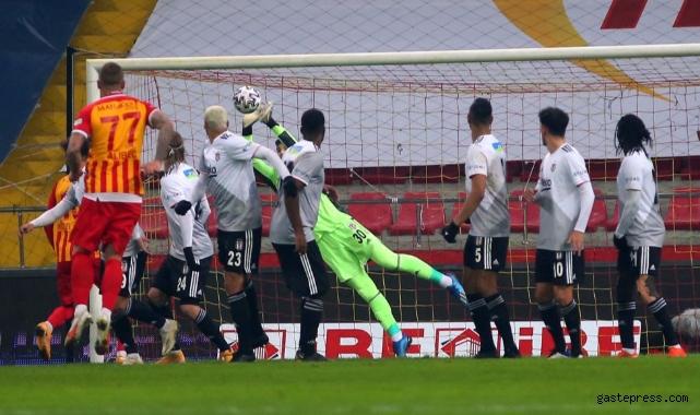 Kayseri'deki maçta yaşanan darp iddiasında takipsizlik!