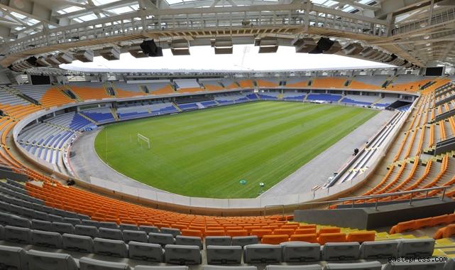 Türkiye - Cebelitarık maçı Başakşehir Fatih Terim Stadı'nda oynanacak!
