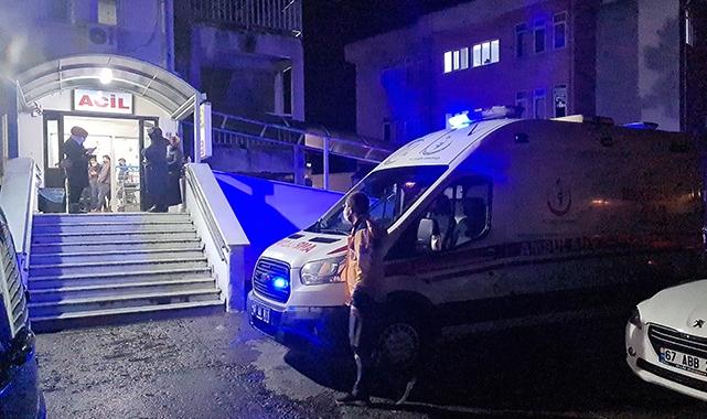 Zonguldak'ın Alaplı ilçesinde bir düğün yemeği 45 kişiyi hastanelik etti!