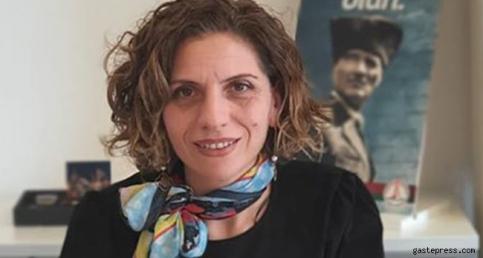 Gündem Cafe'nin Konuğu CHP Yüksek Disiplin Kurulu Üyesi Gonca Yelda Orhan!
