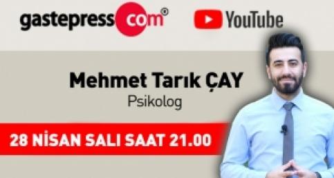 Gündem Cafe'nin Konuğu Psikolog Mehmet Tarık Çay!